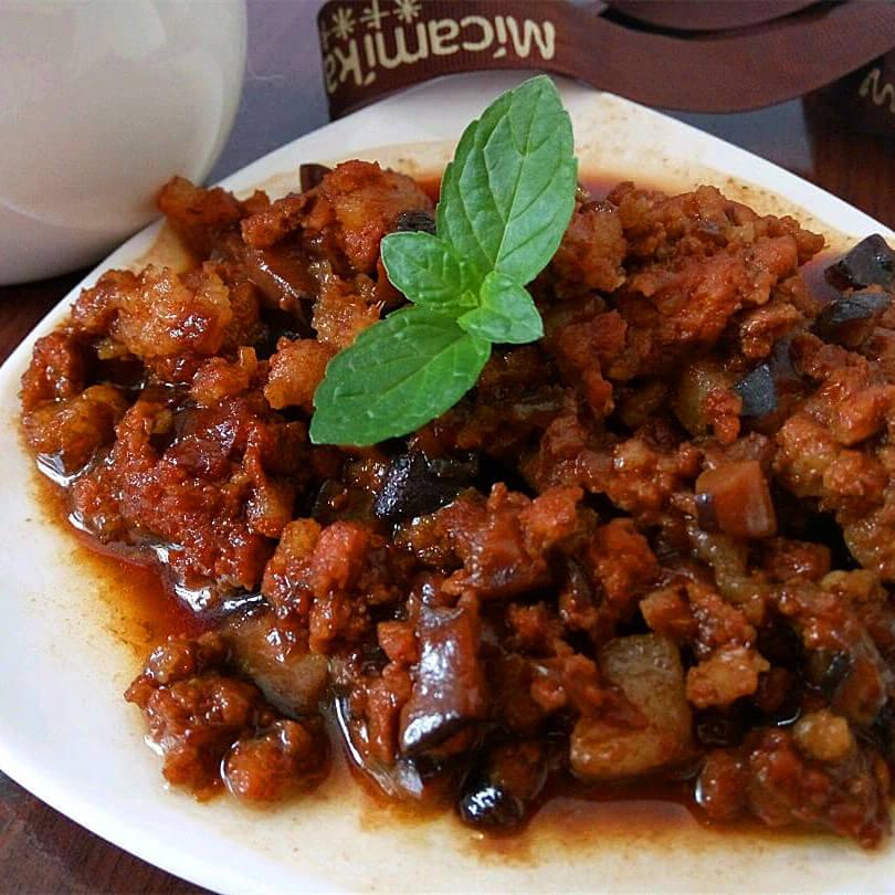易制的香菇卤肉汁