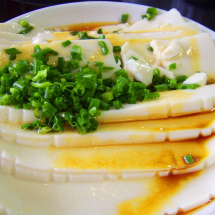 宝宝辅食嫩豆腐寿司卷