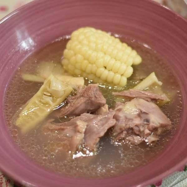老鸭薏米汤