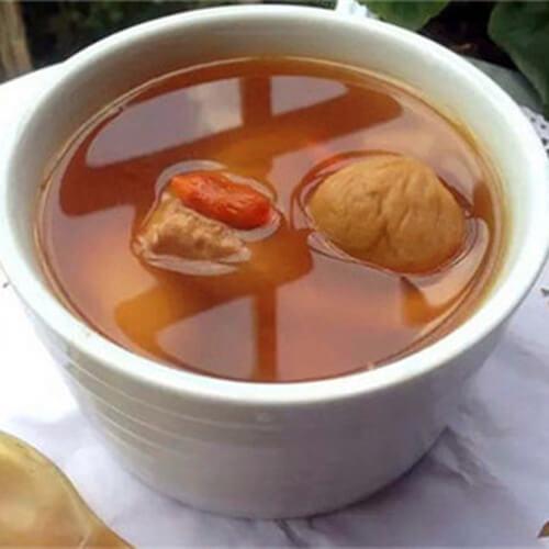 无花果杏仁瘦肉汤