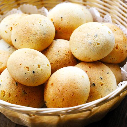 韩式麻薯小面包