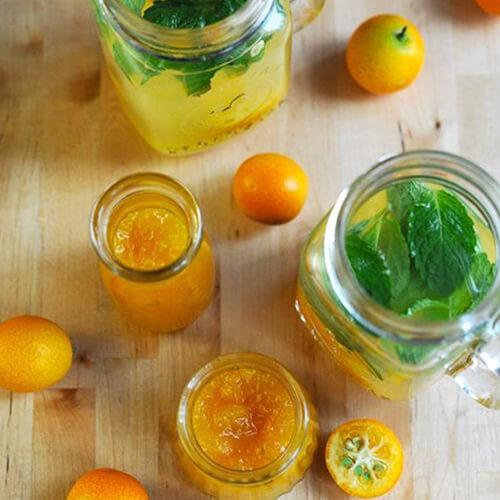 家常橘子汤