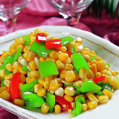 玉米粒大丰收