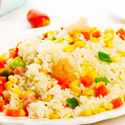 胡萝卜红薯玉米碴稀饭
