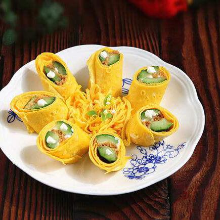 鸭蛋心肝菜