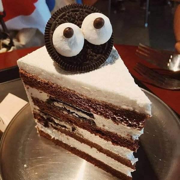 奥利奥磅蛋糕