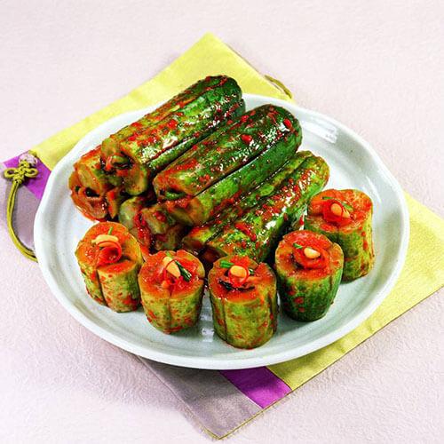 DIY腌黄瓜