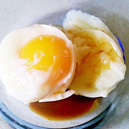 独特的日式温泉蛋