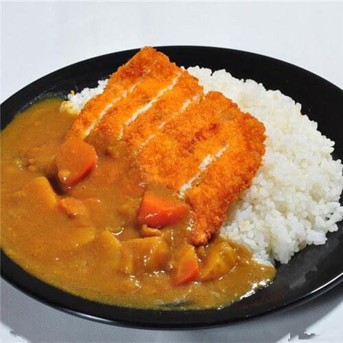 美味的日式咖喱