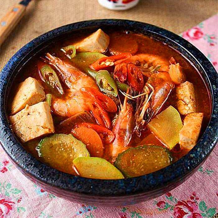 宝宝版韩式大酱汤