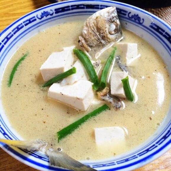 黄翅鱼豆腐汤
