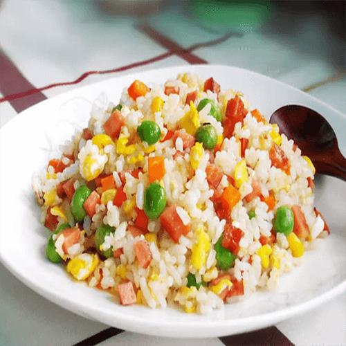 美味炒米饭