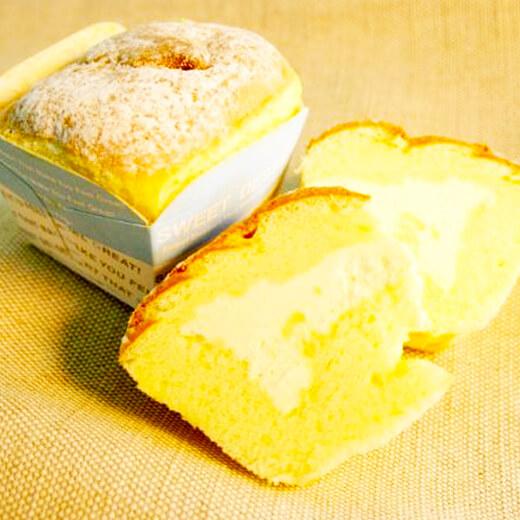 美味的蜜枣戚风蛋糕