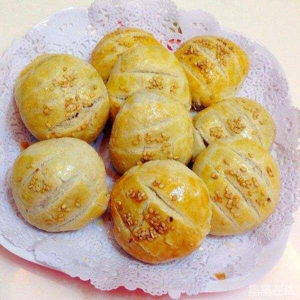 红豆老婆饼