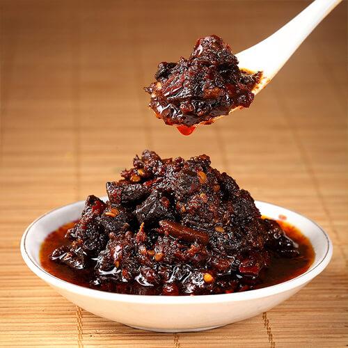 美味的韩式豆瓣辣酱