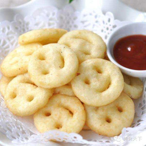 自制薯条薯饼