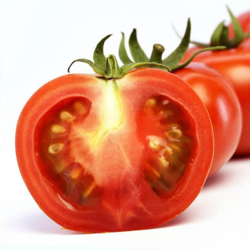 神奇的牛人切西红柿
