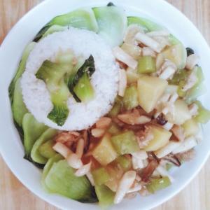 青瓜香菇五花肉