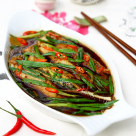 豆腐鱼酱油水