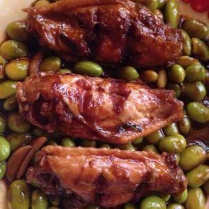 鸡翅烧粉条