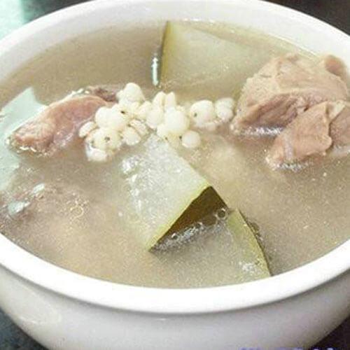薏米眉豆煲猪骨