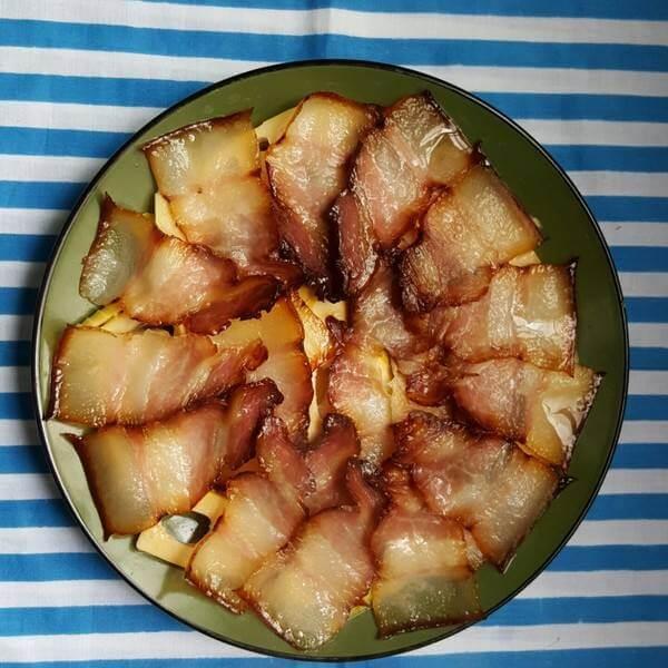 豆芽炒酱肉