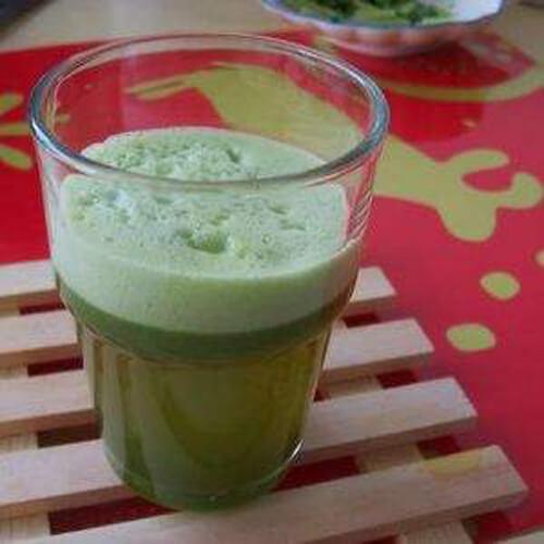 芦笋苹果汁