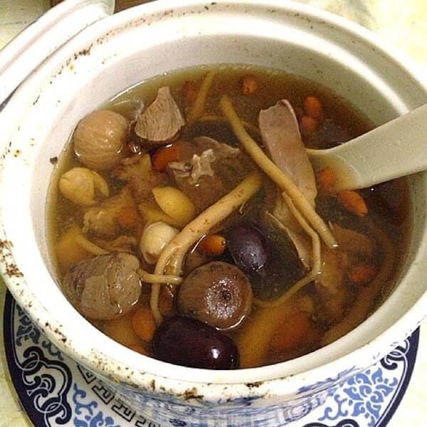 土茯苓猪心汤