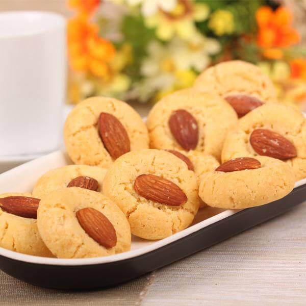 核桃酥饼干