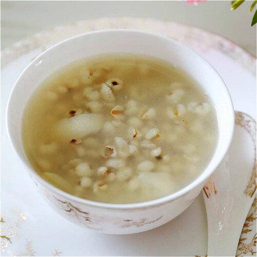 黄氏薏米百合粥