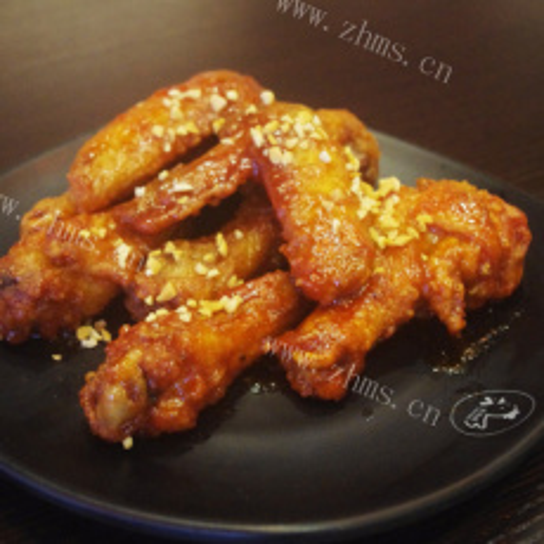 酥香的韩式奶酪炸鸡