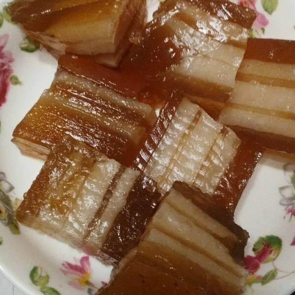 椰汁红糖马蹄糕