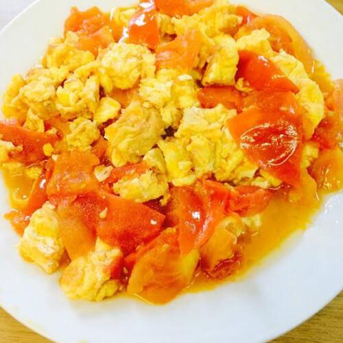 家有大厨之鸡蛋西红柿