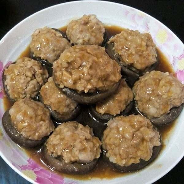 香菇海鱼丸