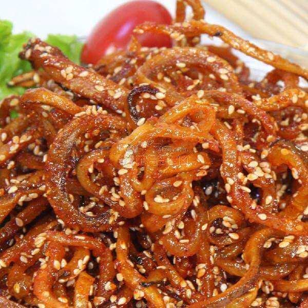 五花肉炖海鳗鱼干