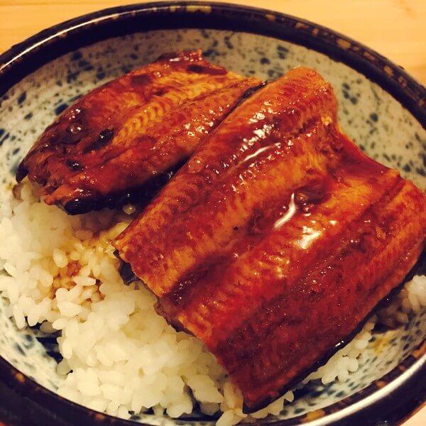 照烧鳗鱼饭