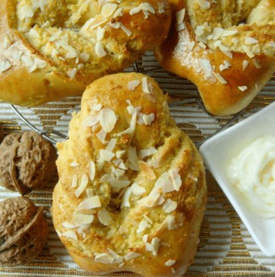 小麦胚芽热狗面包