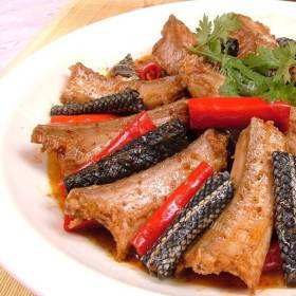 湘味姜煨蛇