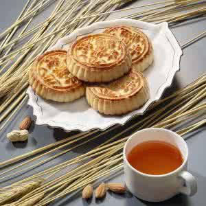 青红丝月饼