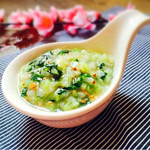 家常鸭肝菜心汤