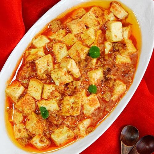麻虾酱炖豆腐