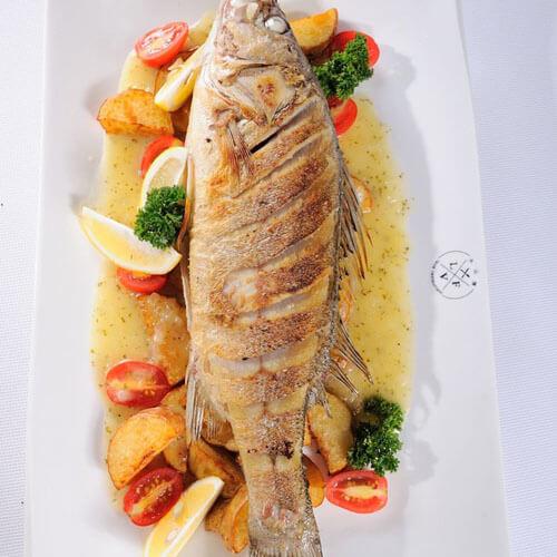 鲜蔬烩龙利鱼