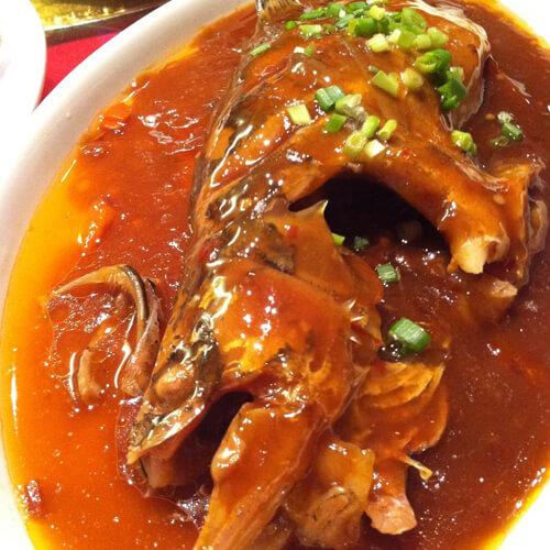 完美的红烧臭鳜鱼