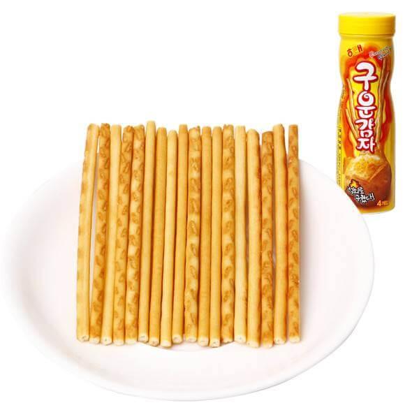 椰香薯条饼干