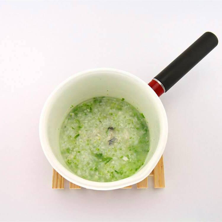 芹菜大米粥