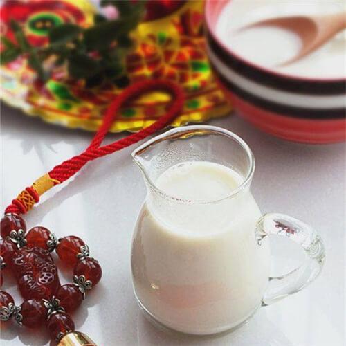 自制红枣薏米豆浆