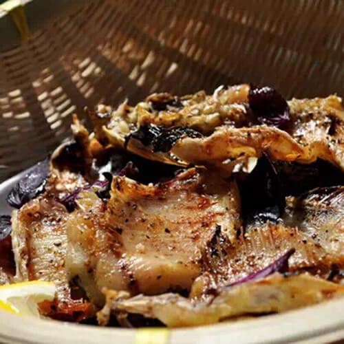 炒锅自制烤鱼