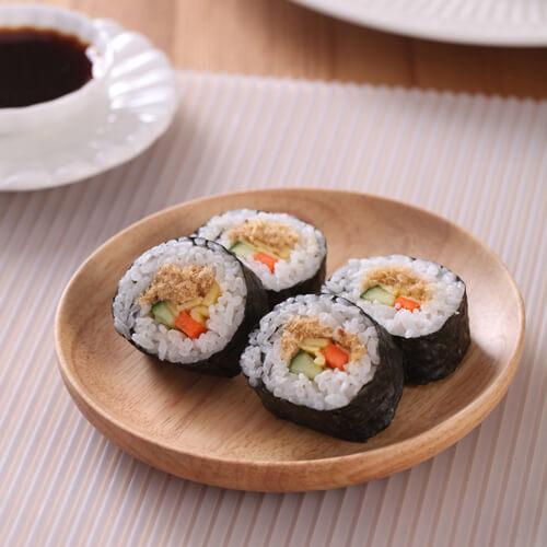 肉松卷寿司