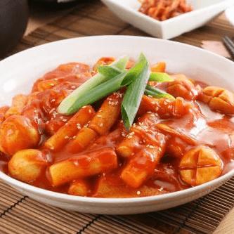 自制韩式辣年糕