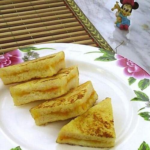 柚香法式土司